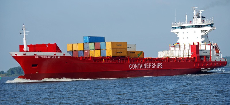 CONTAINERSHIPS 6
