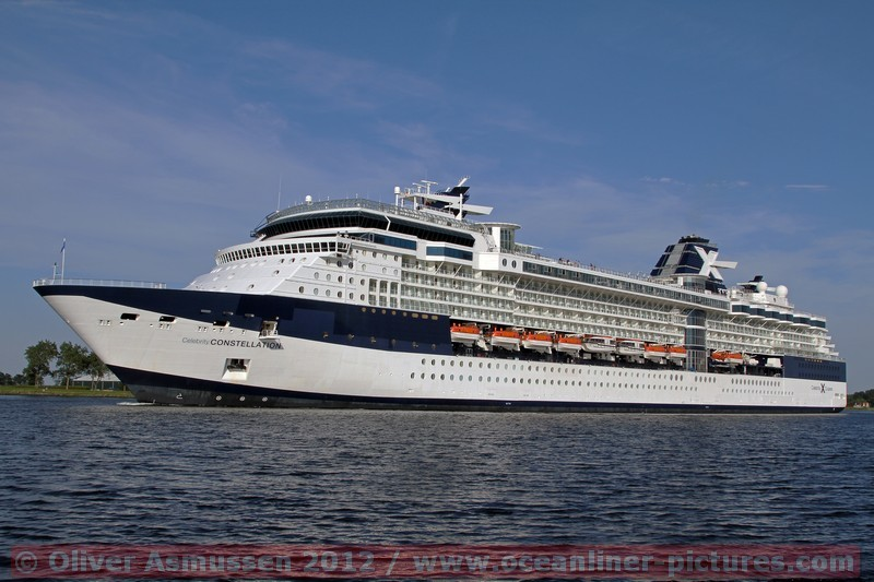 Celebrity constellation 12.08.2012 10