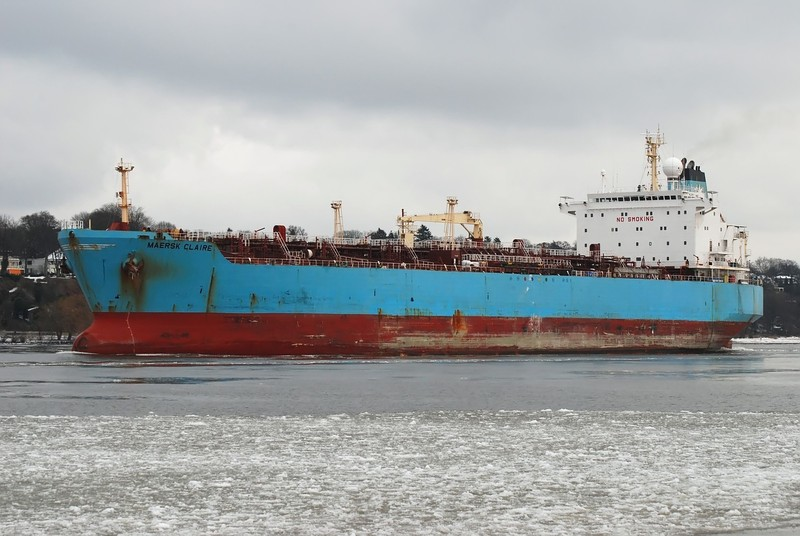 MAERSK CLAIRE