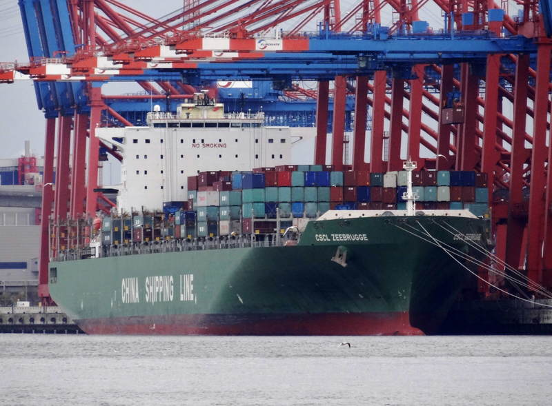 Cscl zeebrugge 1  china
