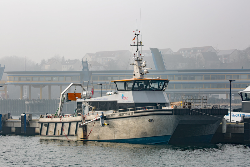 CHANNEL CHIEFTAIN 6