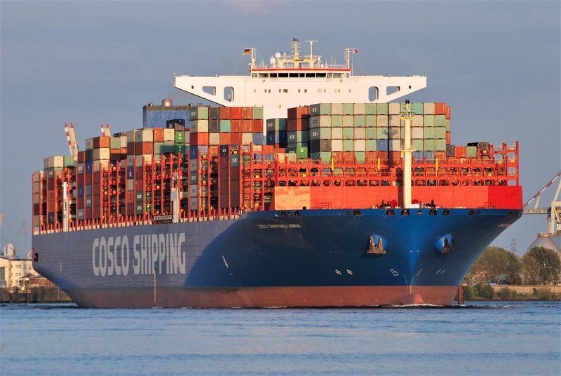 COSCO SHIPPING LIBRA