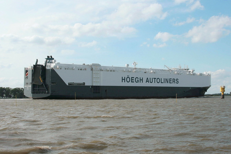 Hoegh st. petersburg 1, norwegen